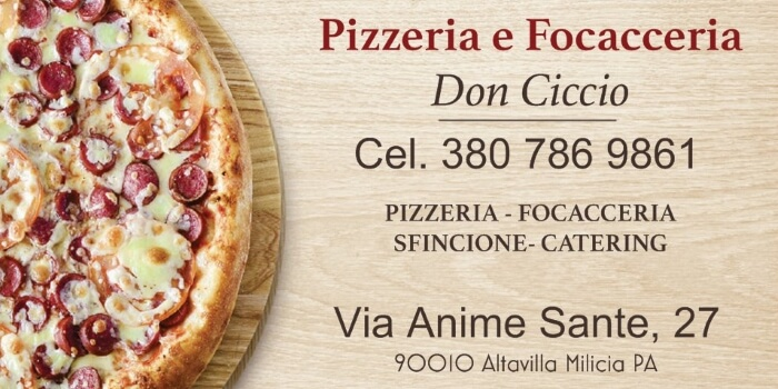 Pizzeria Don Ciccio