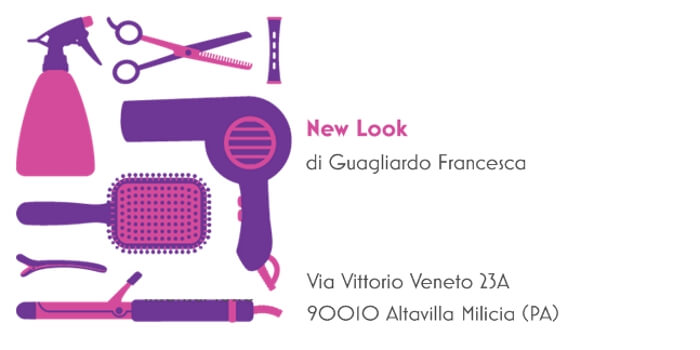 New Look di Guagliardo Francesca